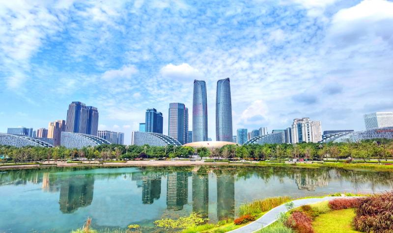 成都高新区位列《园区高质量发展百强》榜单第七
