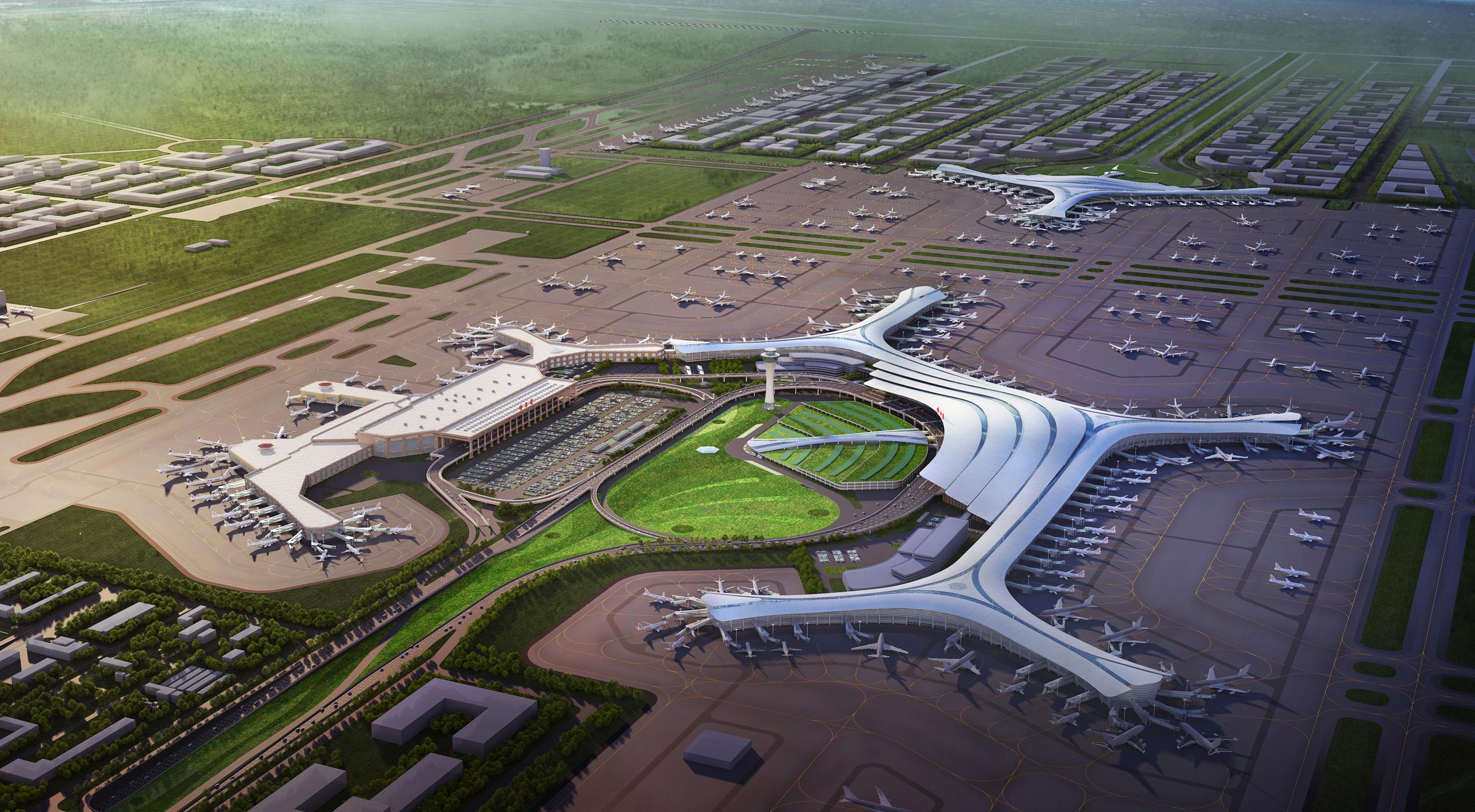 哈尔滨太平国际机场总体规划获民航局批复 确定了最终模样