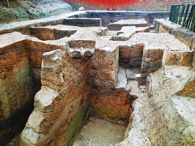 点击广告赚钱:河南淮阳平粮台古城遗址发现我国最早城市排水系统
