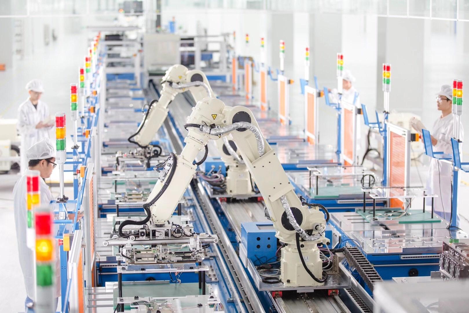 全行业都在进行数字化转型 中国制造必须发扬'工匠精神'