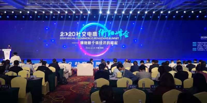 """衡阳启动""""拥抱个体经济的崛起""""2020社..."""