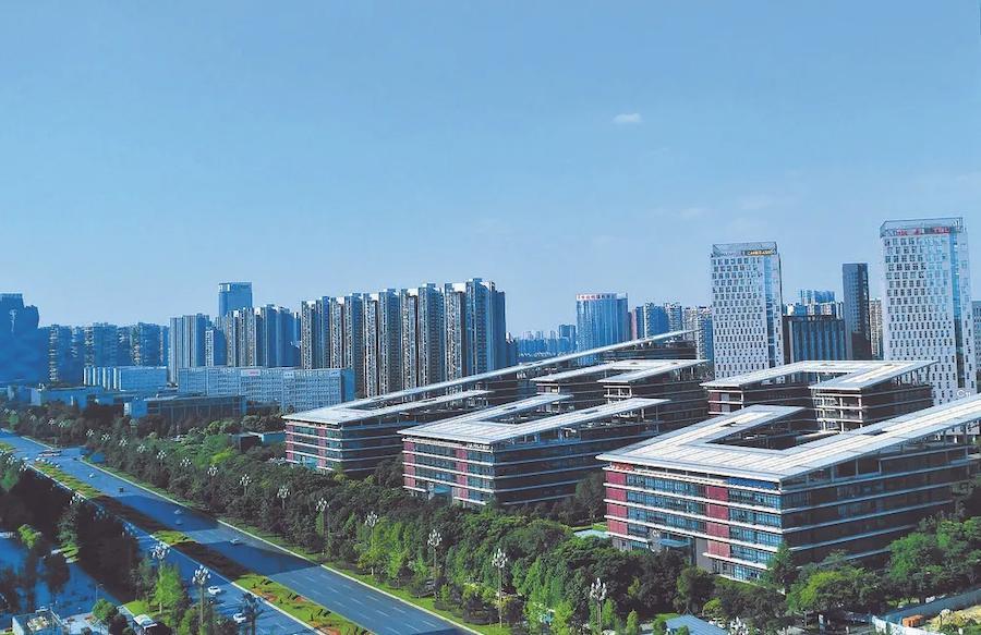 """成都高新区:以自主创新为""""核""""谋划示范引领新""""蓝图"""