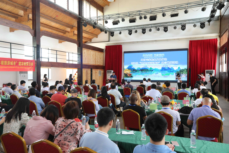 广西桂林出台外国高端人才服务,展现桂林文化