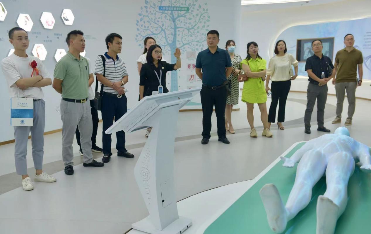 聚焦大健康前沿科技 四川成都新增一家生命科学馆