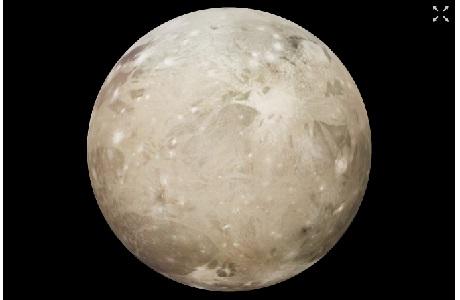 首次发现木卫三稀薄的大气中存在水蒸气