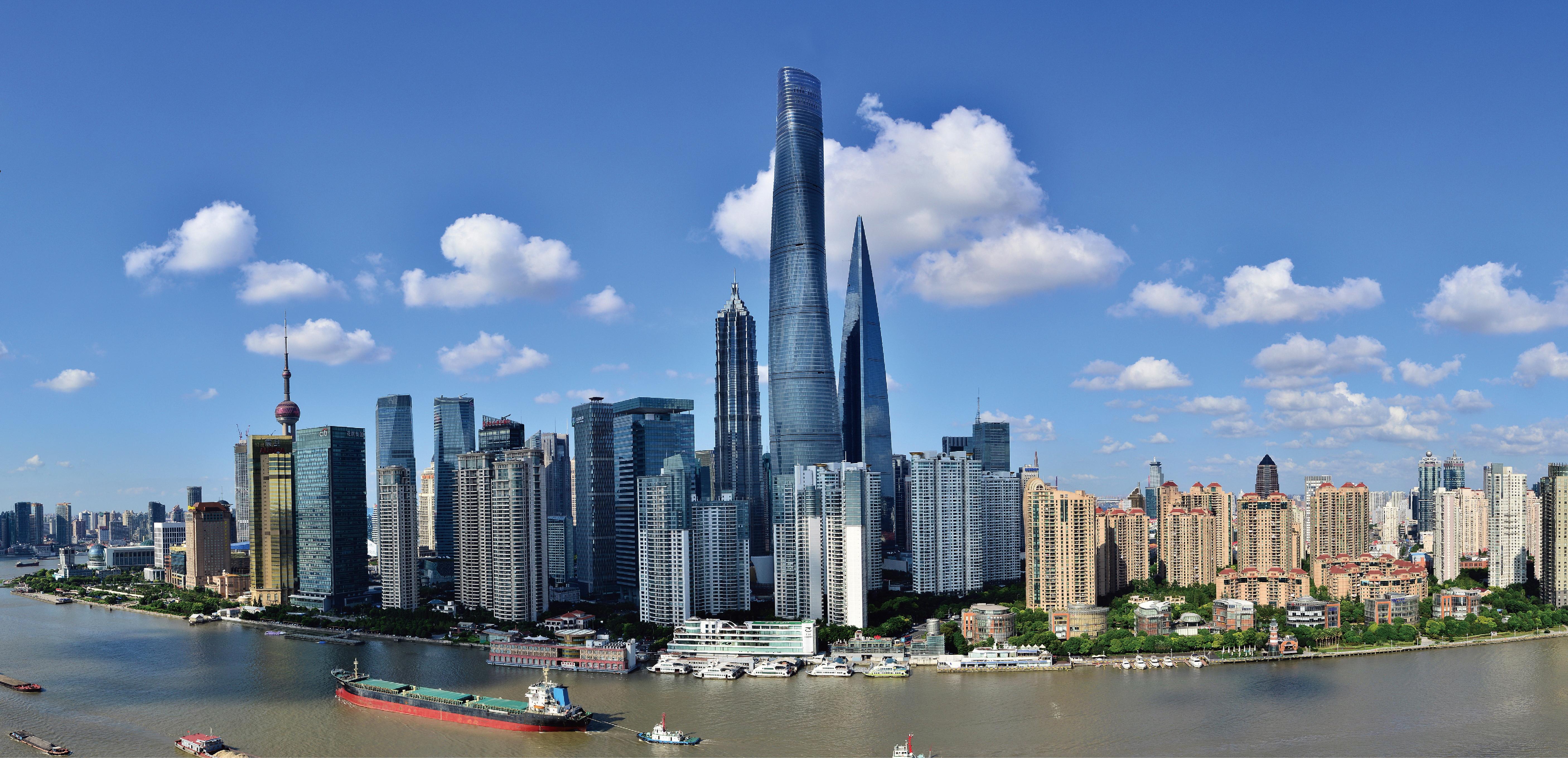 """上海建设""""十四五""""规划,金融中心软实力显著提升"""