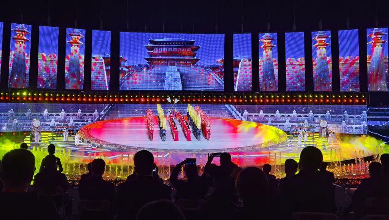 第四届黑龙江省旅发大会燃情绽放,共享视觉盛宴