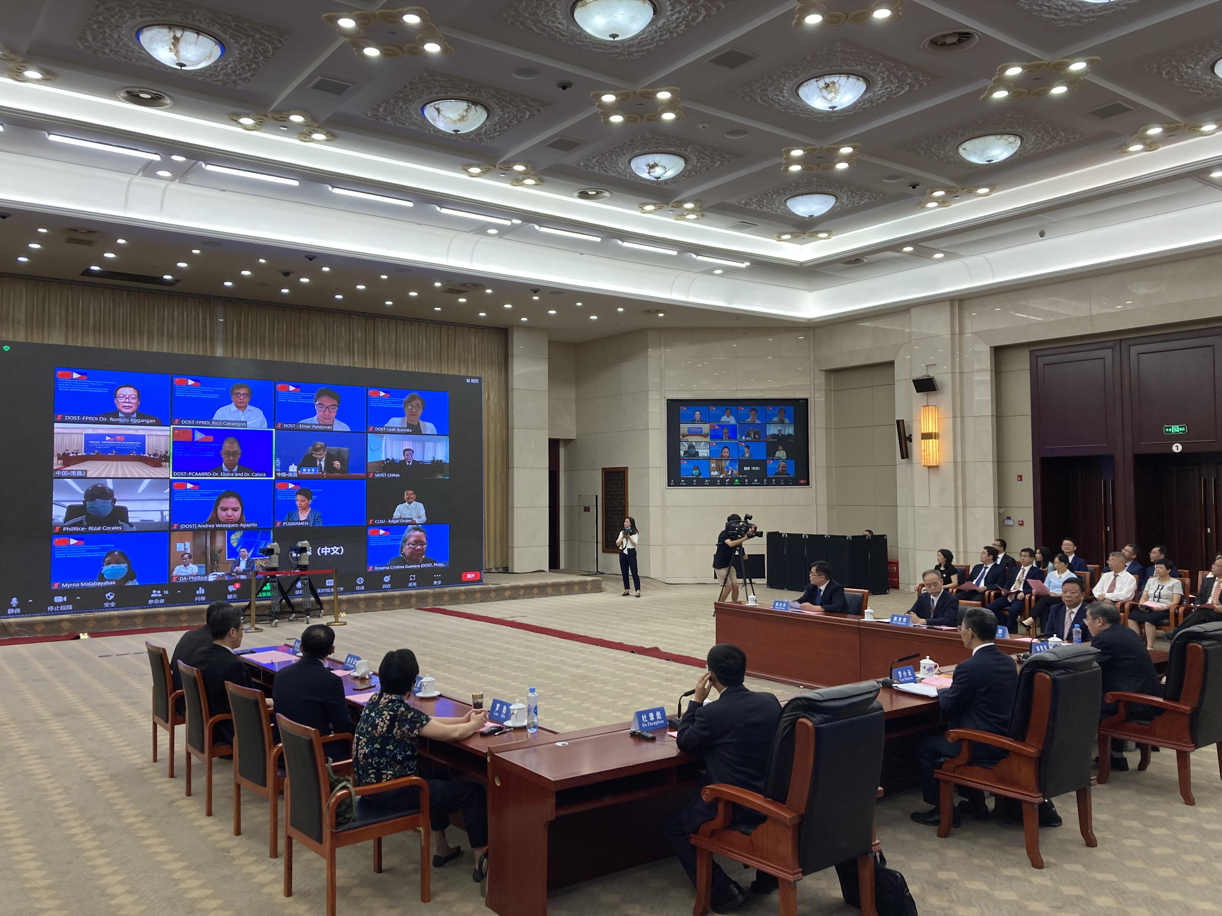 中菲签订农林合作计划推动科技创新