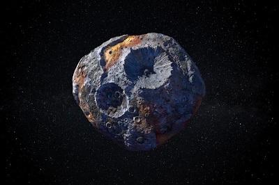 """新""""现身""""两颗小行星表面85%是贵金属 大部分是铁和镍以及15%的硅酸盐物质"""